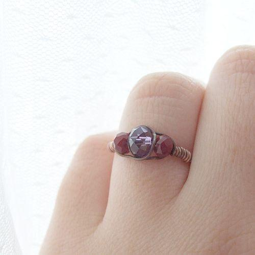 Simple Ring Jewelry Tutorial
