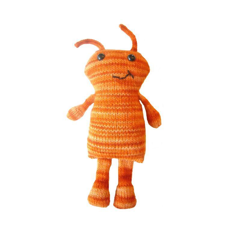 Orbit the Outgoing Alien Knitting Pattern