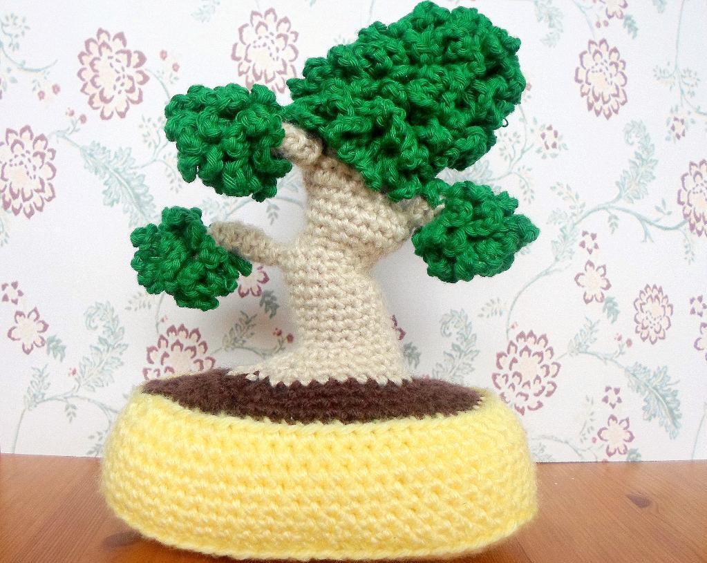 Bonsai Crochet Pattern