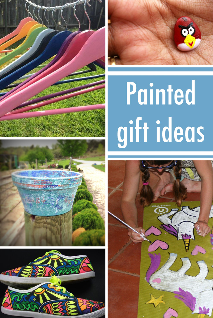 Painted gift ideas