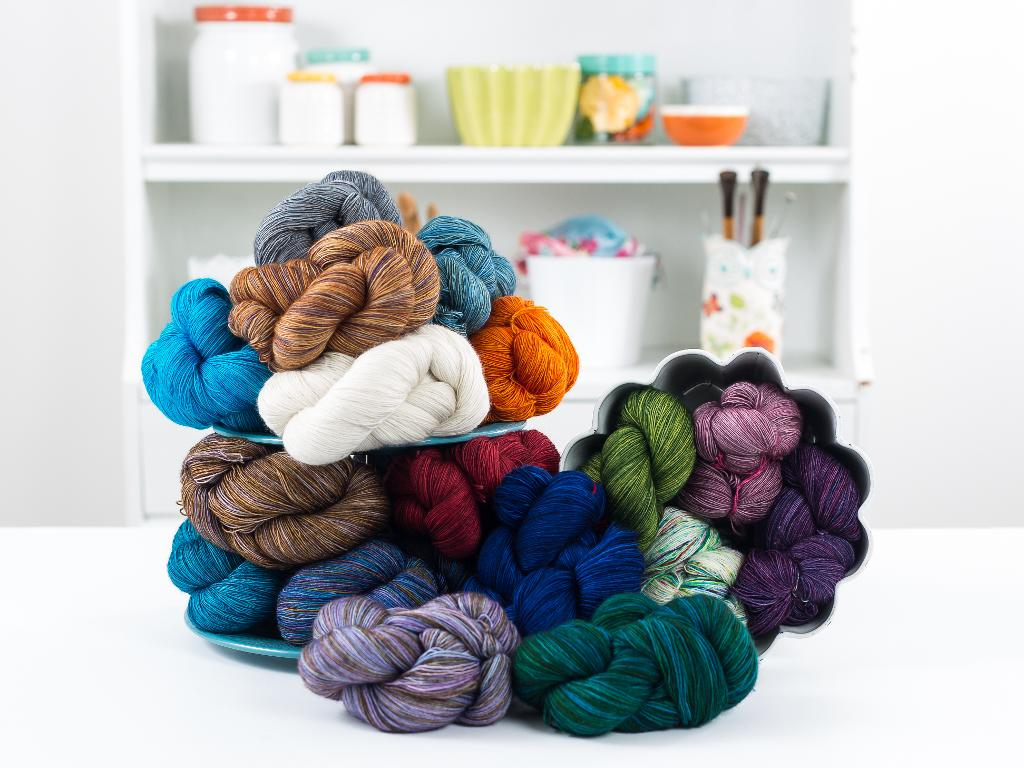 Madeline Tosh Prairie Yarn