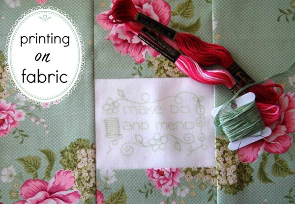 print on fabric stitchery tutorial1