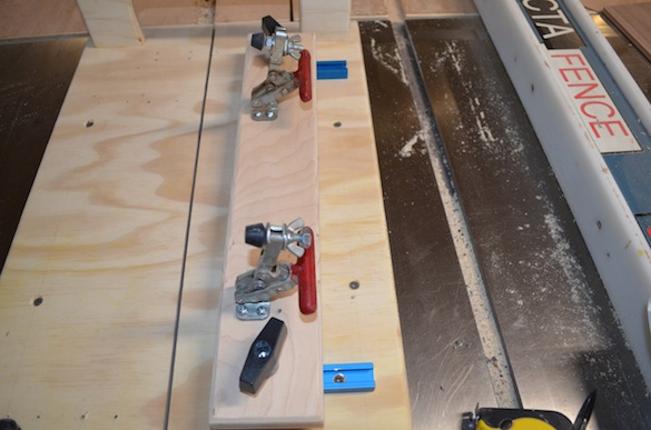 taper jig fence