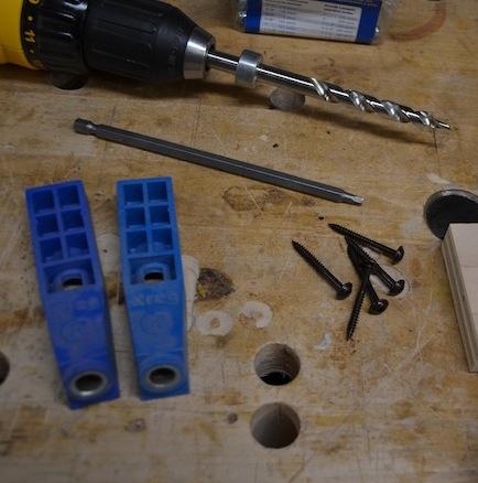 Pocket Hole Joinery Tools