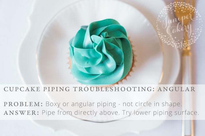 Boxy or angular piping