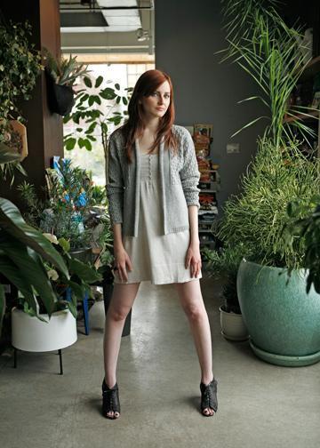 Cerisara Knit Cardigan