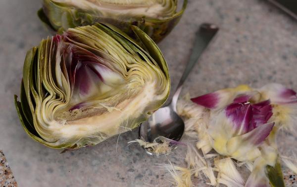 Removing the inner choke of an Artichoke