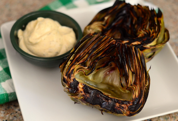 Get Grillin': How To Make Amazing Grilled Artichokes