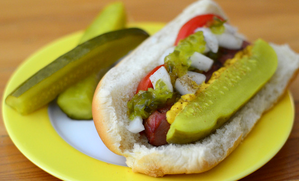 Chicago Hot Dog Recipe