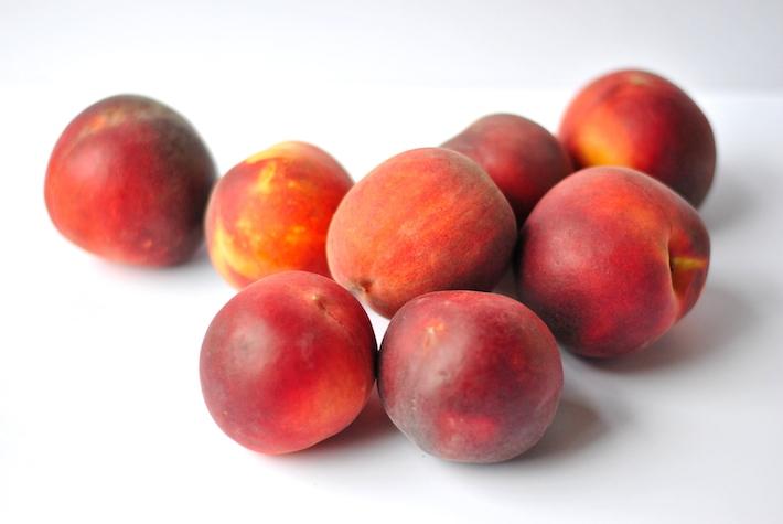 Crock-Pot Peach Cobbler