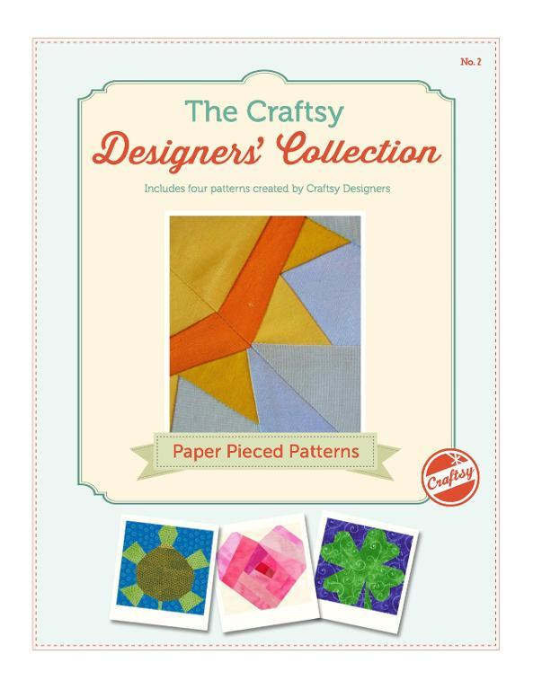 Free Paper Pieced Patterns eBook 2