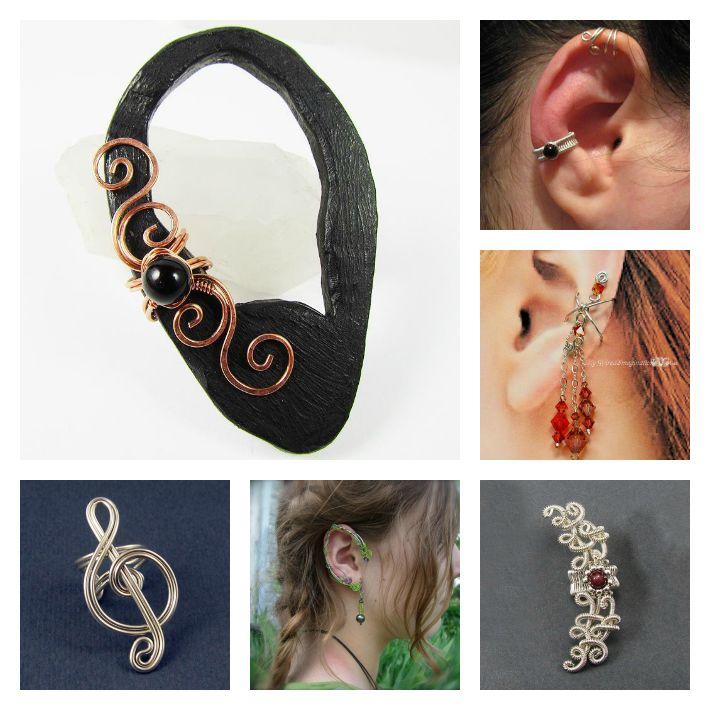 How To Make Ear Cuffs