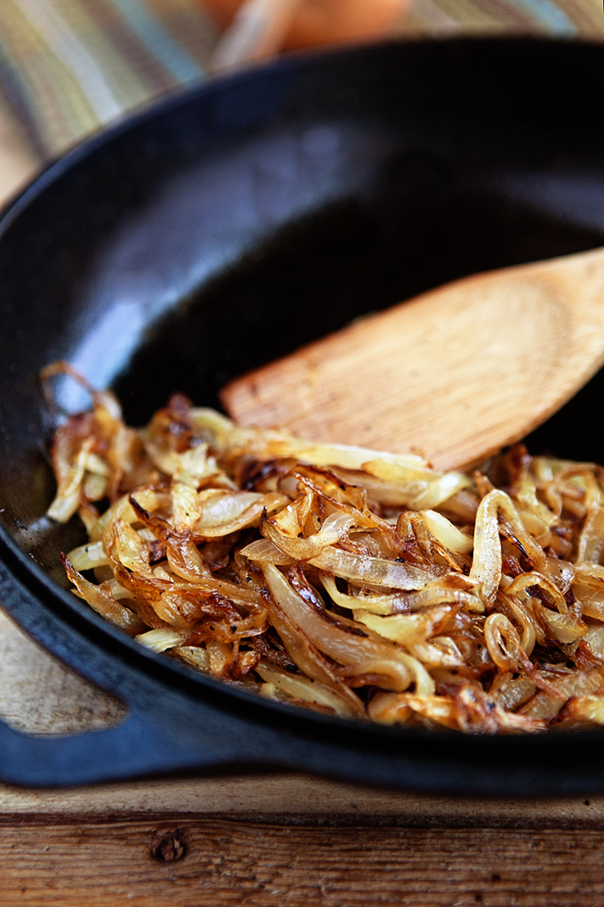 Completed Caramelize Onions
