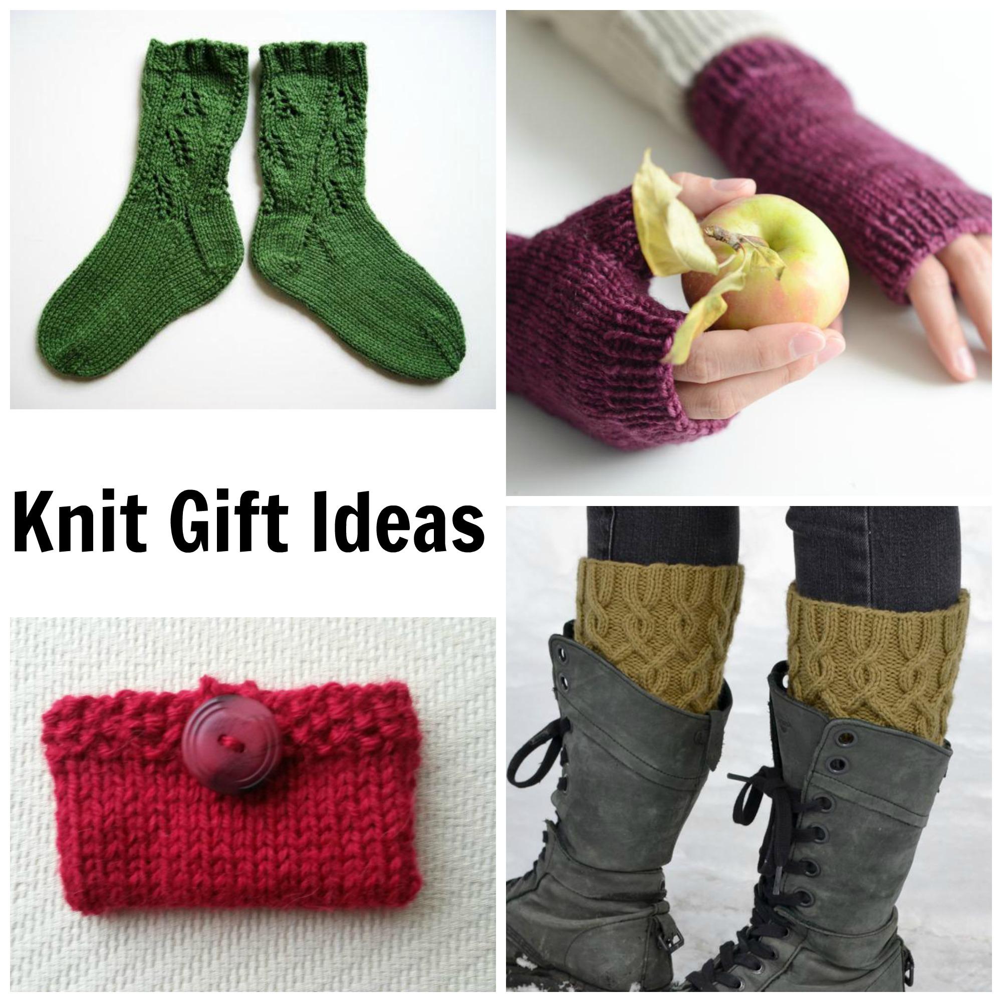 Knit Gift Ideas