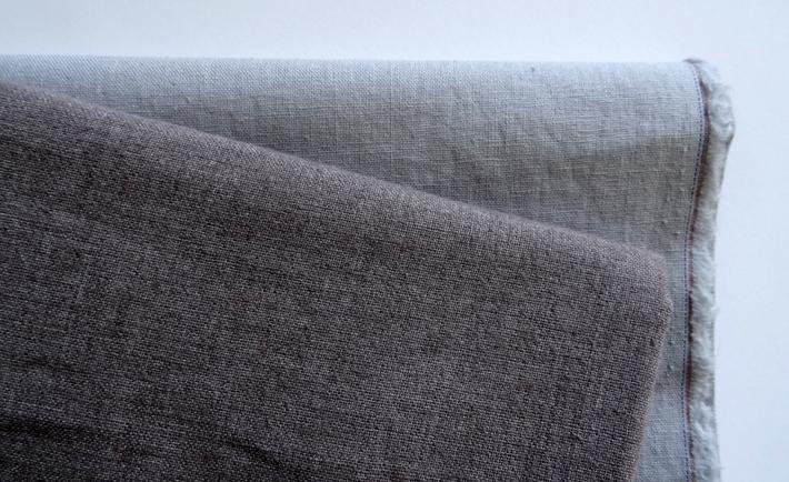 Linen Blend Slipcover Fabric
