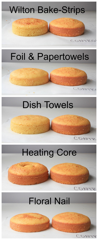 Flat Baked Cake Results | Erin Gardner | Bluprint
