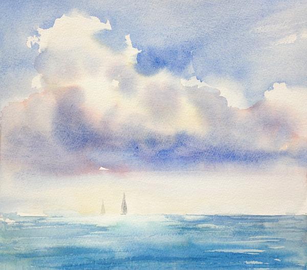 Seascape Sky