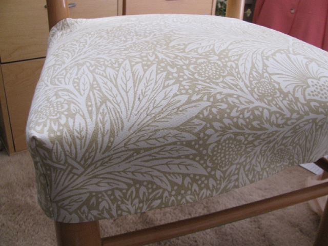 Side Chair Slipcover