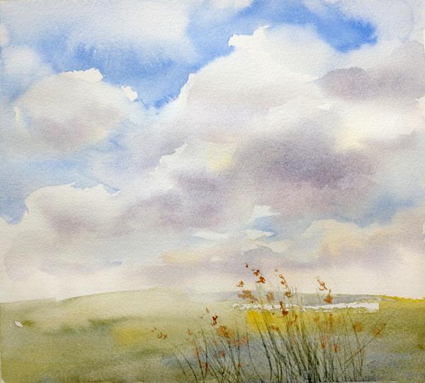 Sky Painting Step 6
