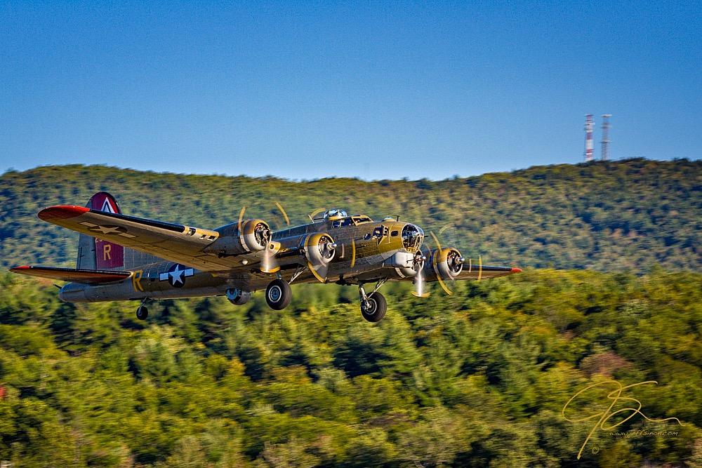 Propeller Airplane Photo