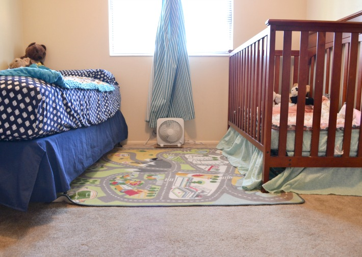 finished bedskirts