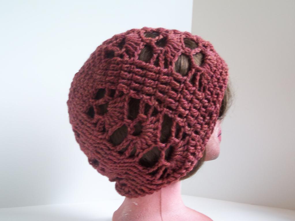 Savin Hill Hat FREE Crochet Pattern