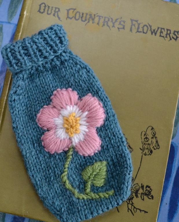 Phone Cosy FREE Knitting Pattern