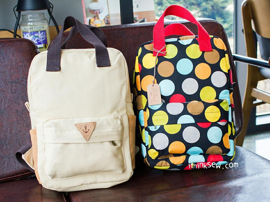 Vicky Baby Backpack PDF