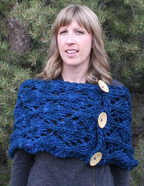 Super Fast, Super Bulky Shawl Collection for Knitting