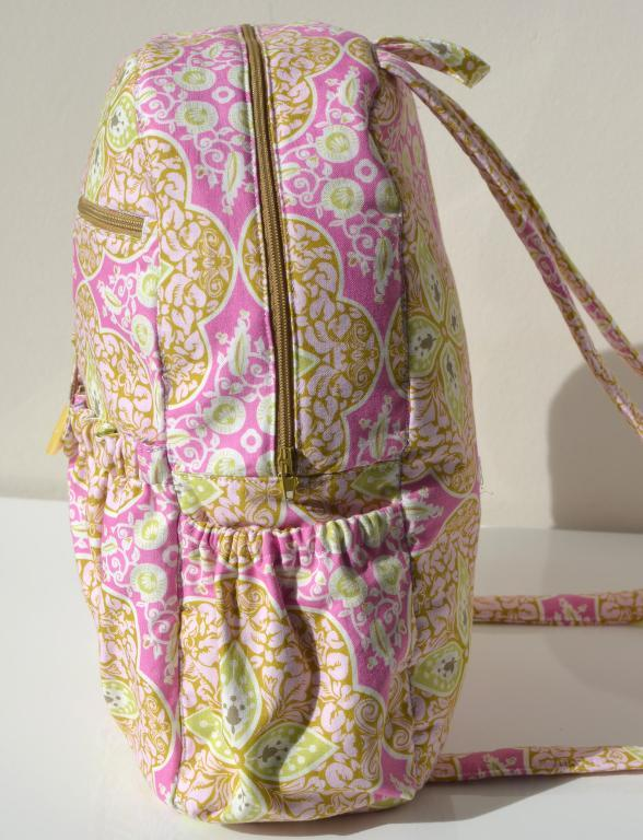 Amy Backpack sewing pattern