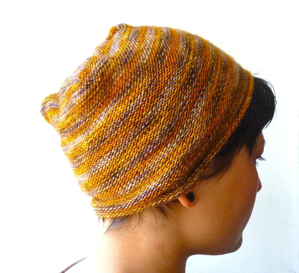 Haymarket Hat FREE Knitting Pattern
