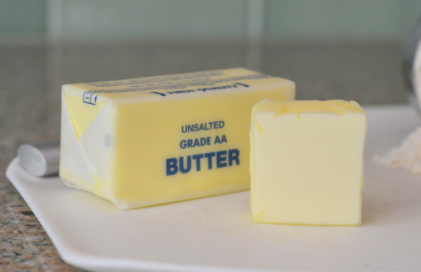 How to Make a Roux: Butter