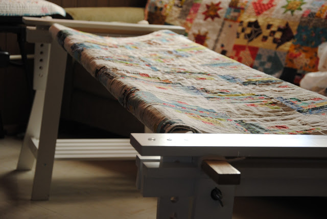 Longarm Quilting Frame