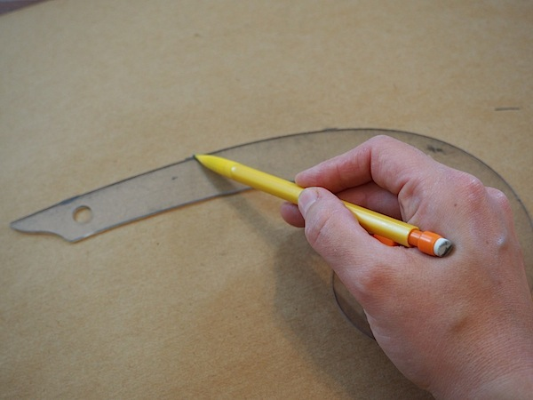 marking circumference