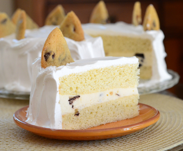 How to Make a Perfect Ice Cream Cake