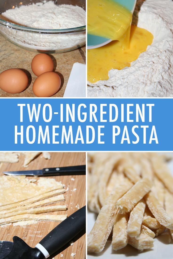 DIY Pasta