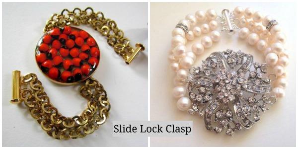 Slide Lock Clasp
