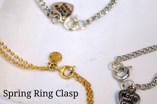 Spring Ring Clasps