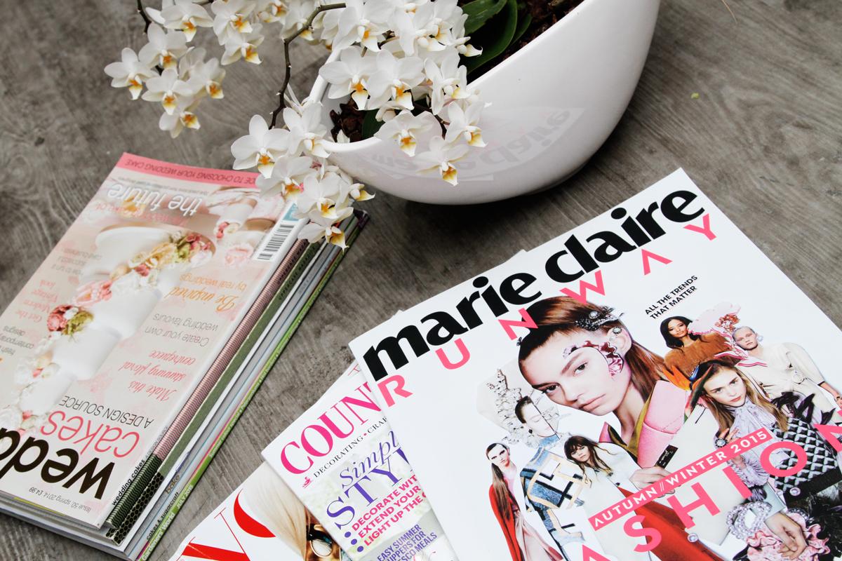 Magazines for Art Inspiration