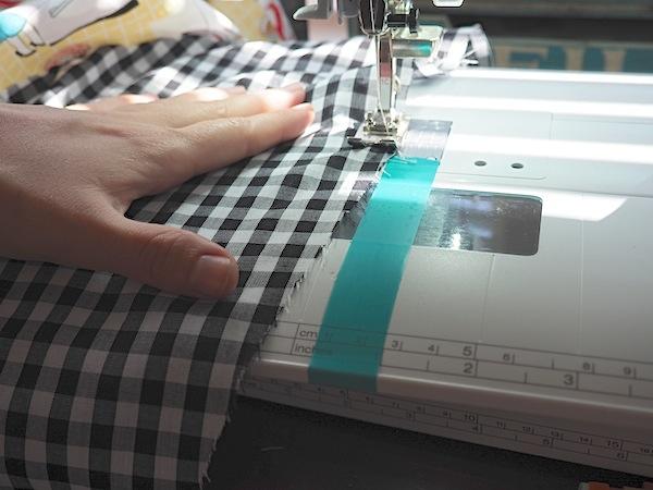 thread trace hem