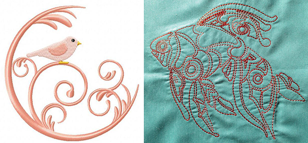 tshirt light embroidery designs