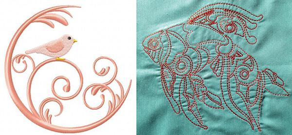 tshirt light embroidery designs