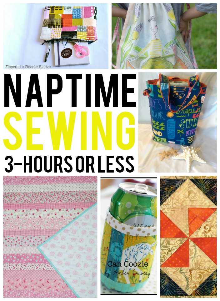 Naptime Sewing Projects