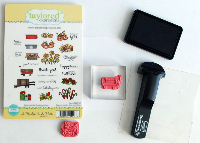 Stamps to be used with Stamp-a-Ma-Jig