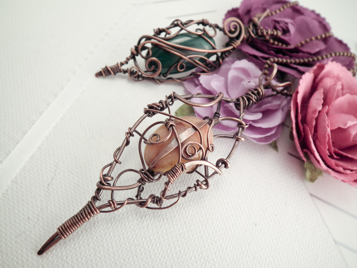 Antiquing Jewelry is a fast and satisfying way to add sophistication to your copper and silver.