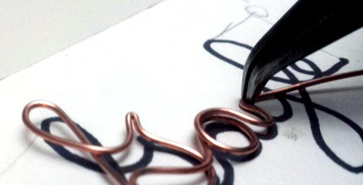 pinch wire