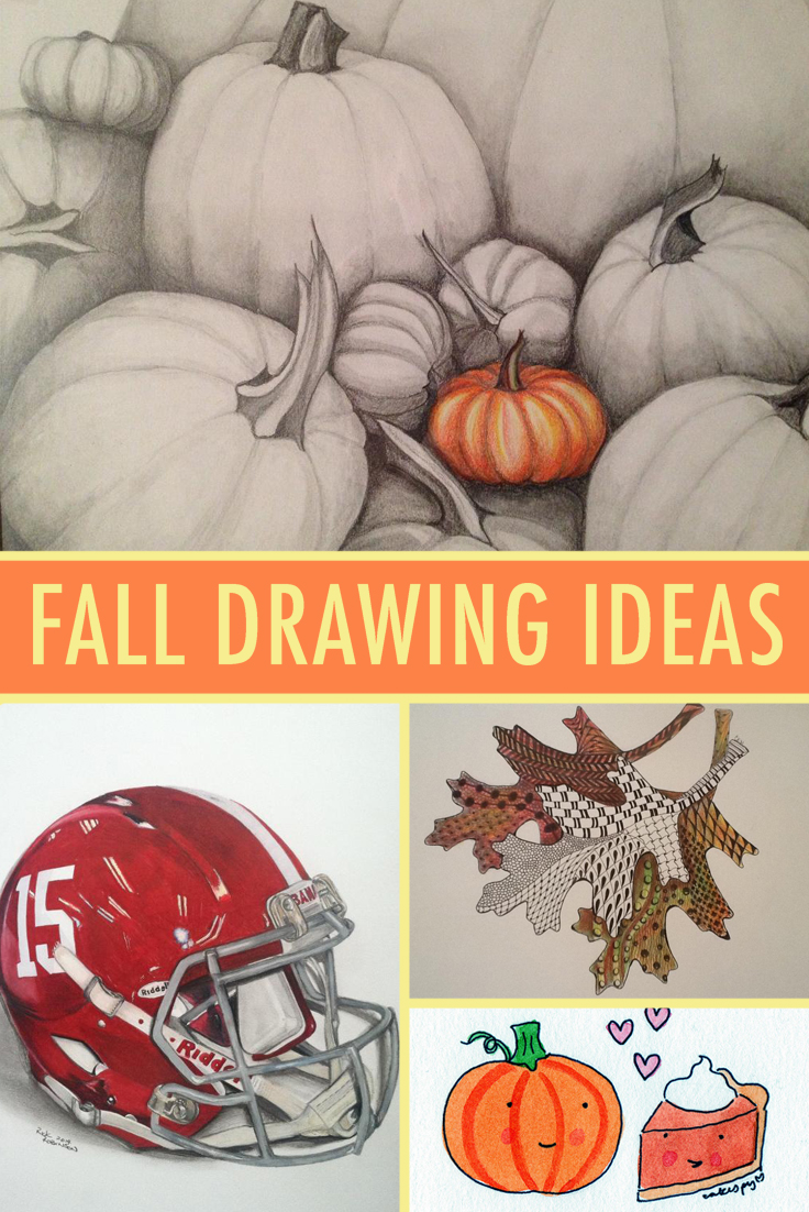 Fall Drawing ideas