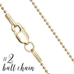 Ball chain #1