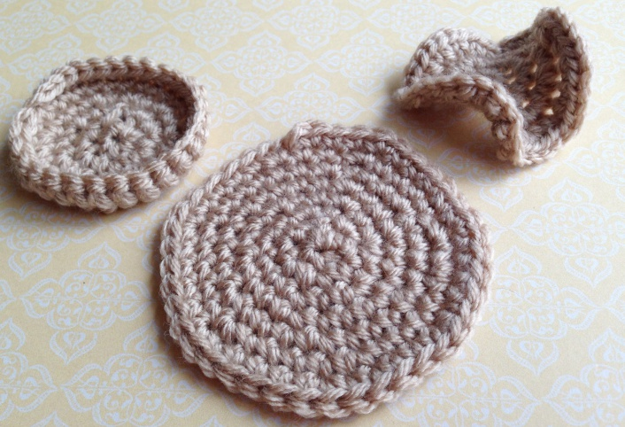 Crochet a flat circle - when things go wrong