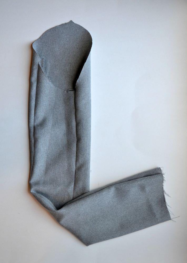 DIY Easing a Set-In Sleeve